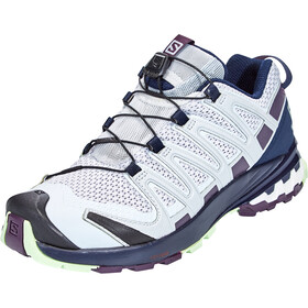 Salomon XA Pro 3D v8 Schuhe Damen pearl blue/sweet grape/patina green